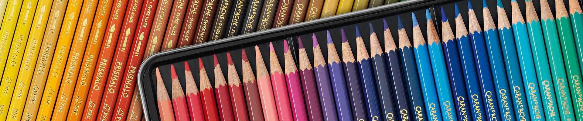 Prismalo Ikonische Wasservermalbare Farbstifte