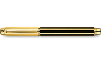 Gold-Plated VARIUS CHINA BLACK Roller Pen