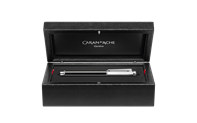 Silver-plated, rhodium-coated VARIUS CHINA BLACK fountain pen