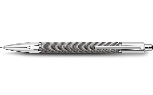 Silver-Plated, Rhodium-Coated VARIUS IVANHOE Mechanical Pencil