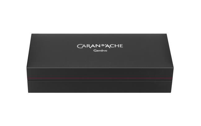 Gilded ECRIDOR CHEVRON Roller Pen