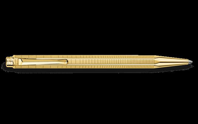 Kugelschreiber ECRIDOR LIGNES URBAINES vergoldet