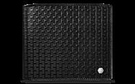 Portafoglio 8 Carte Type 55 Nero