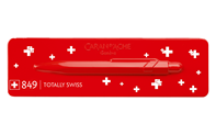849 TOTALLY SWISS Ballpoint Pen, with Holder