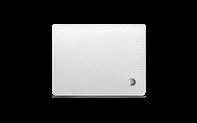 LÉMAN WHITE business card holder