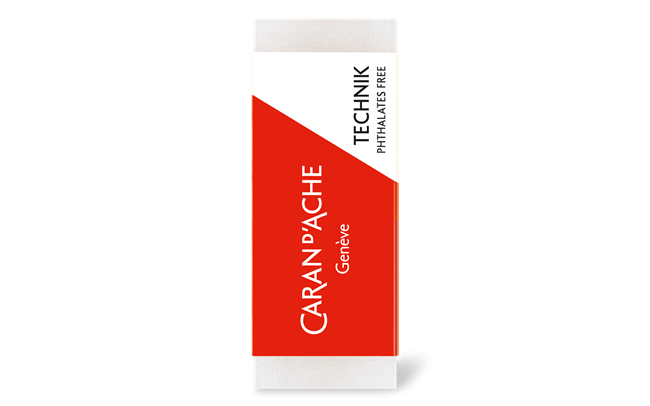 TECHNIK eraser for graphite leads and pencils