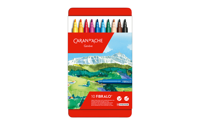 FIBRALO® – 10 colour assortment