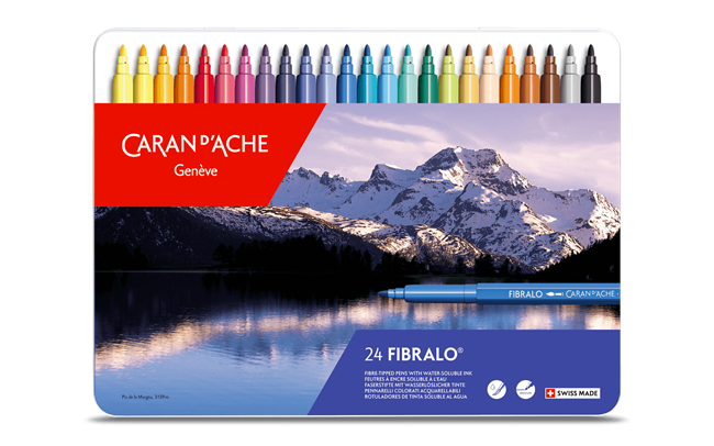 FIBRALO® - 24 colour assortment
