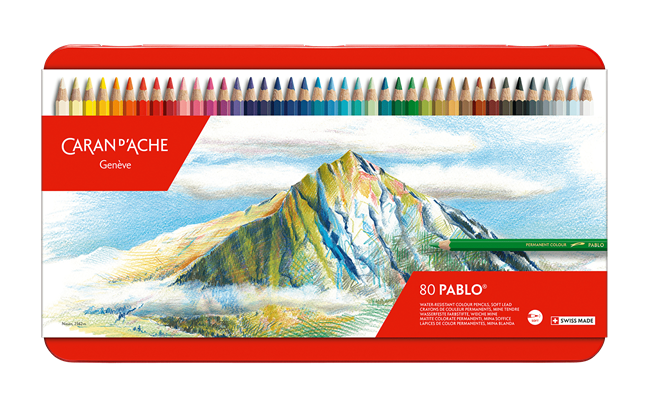 Box of 80 Colours PABLO®