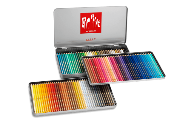 Box of 120 Colours PABLO®