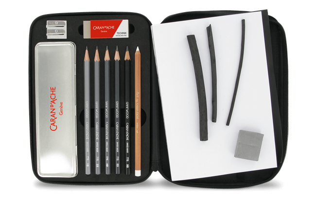 GRAPHITE LINE BOOK – Assortiment nomade