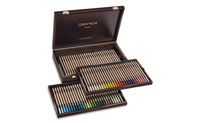Coffret 84 Couleurs PASTEL PENCILS