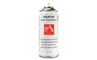 Fixative spray for pencils, charcoal, pastels and oil pastels - 400 ml