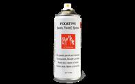 Spray fixatif pour crayons, fusains et pastels secs et à la cire – 400 ml