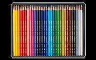 Etui 30 Farben PRISMALO® Aquarelle
