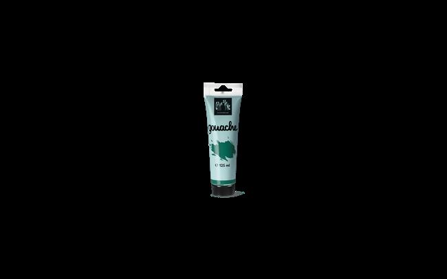 GOUACHE FLÜSSIG – Smaragdgrün, Tube 125 ml