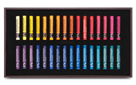 Wooden Box of 96 NEOPASTEL® Pastels