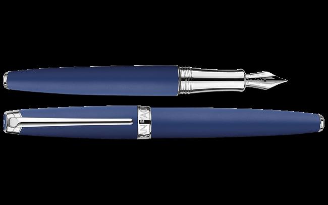 LÉMAN Blue Night Matt Fountain Pen