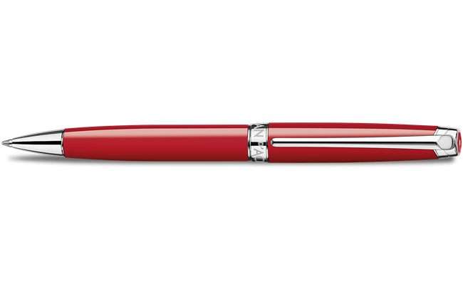 Kugelschreiber LÉMAN Scharlachrot