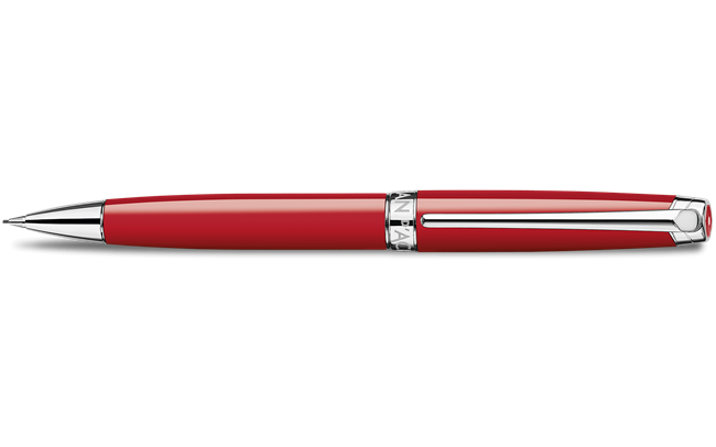 LÉMAN Scarlet Red Mechanical Pencil