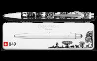 Kugelschreiber 849 SCHERENSCHNITT mit Etui