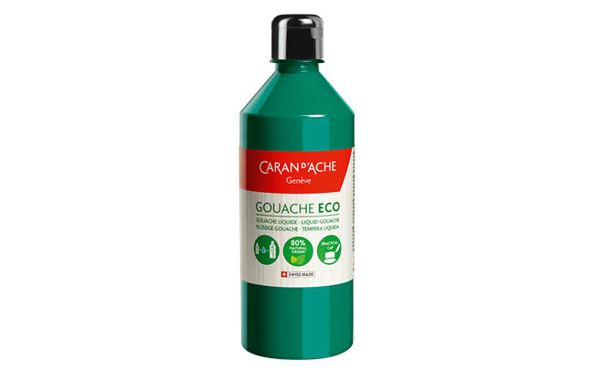 GOUACHE ECO 500 ml Emerald Green