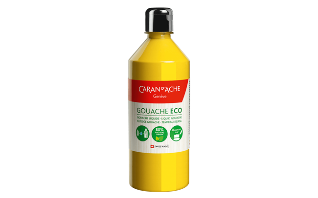 GOUACHE ECO 500 ml Primaire Yellow
