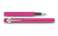 Fountain Pen 849 Metal Purple Fluo