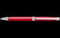 Penna a Sfera LÉMAN SLIM Rosso Scarlatto
