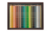 Discovery gift box set - Assortment of 30 + 30 SUPRACOLOR® Soft Aquarelle - including the 30 new colours