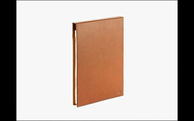 ラ コレクション クール ノートパッドカバーA5 ベージュ