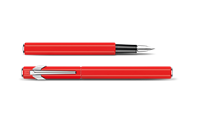 Fountain Pen 849 Red