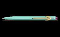 Stylo Bille 849 CLAIM YOUR STYLE Turquoise avec Étui