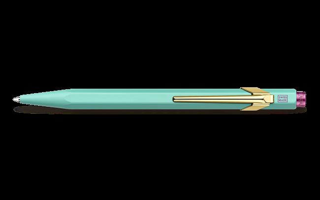 849 クレーム・ユア・スタイル ターコイズ ボールペン