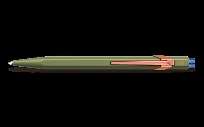 849 クレーム・ユア・スタイル グリーン ボールペン