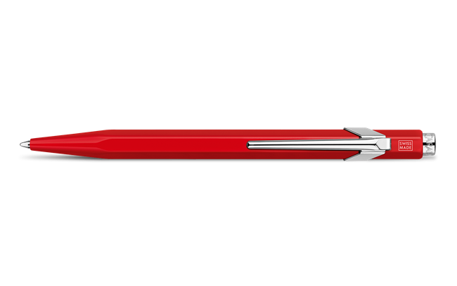 Red 849 CLASSIC LINE Ballpoint Pen