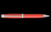 Coral Matte LÉMAN Ballpoint Pen