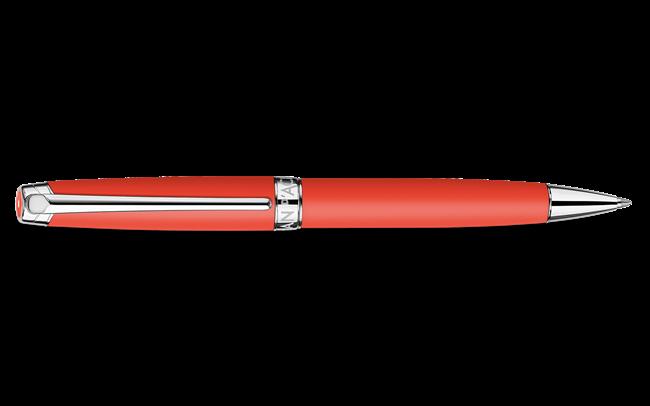 LÉMAN Kugelschreiber Koralle Matt