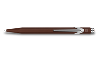 Stylo Bille 849 CARAN D'ACHE + LINE FRIENDS Édition Brown