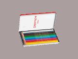 スイスカラー 水溶性色鉛筆 12色