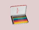 Scatola da 18 Colori SWISSCOLOR acquerellabili