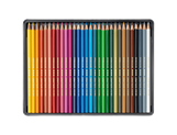 スイスカラー 水溶性色鉛筆 30色