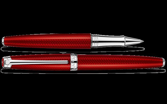 LÉMAN Rouge Carmin Roller Pen