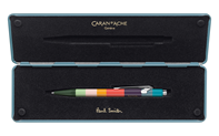 849 PAUL SMITH Ballpoint pen with etui PETROL BLUE - Limited Edition