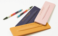 849 PAUL SMITH Ballpoint pen with etui DAMSON - Limited Edition