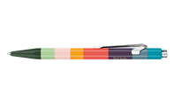 849 PAUL SMITH Ballpoint pen with etui RACING GREEN - Limited Edition