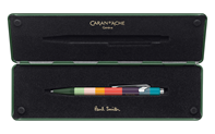 Kugelschreiber 849 PAUL SMITH mit Etui RACING GREEN - Limitierte Edition