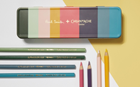 Etui 8 Farben SUPRACOLOR® Soft Aquarelle PAUL SMITH - Limitierte Edition