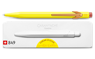 Ballpoint Pen 849 CLAIM YOUR STYLE Canary Yellow – Limited Edition