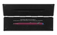 Ballpoint Pen 849 CLAIM YOUR STYLE Burgundy – Limited Edition
